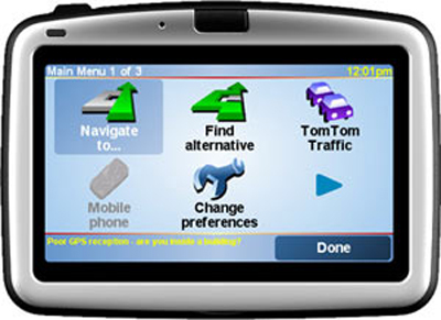 autovelox per tomtom one